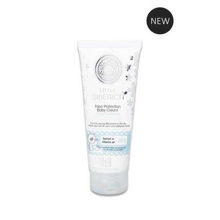 Natura Siberica Little Siberica Face Protection Baby Cream