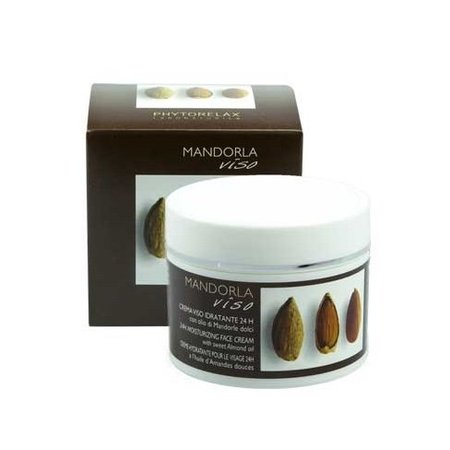 Phytorelax  Almond  24H Moisturizing Face Cream