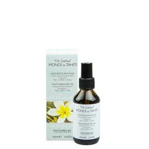 Phytorelax Monoi De Tahiti Multi-Usage Dry Oil