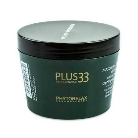 Phytorelax Plus 33 Dermo Purifying Clay Mask