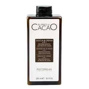 Phytorelax Cocoa Shower Cream 2 In 1