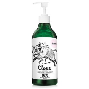 Yope Clove Kitchen Hand Soap 500ml