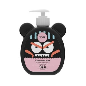 Yope Coconut & Mint Hand Soap for kids 400ml