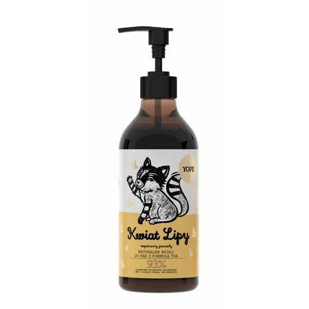 Yope Natural Liquid Soap with TGA 500ml