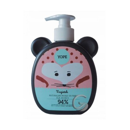 Yope Marigold  Hand Soap for kids 400ml