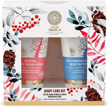 Natura Siberica Body Care Kit