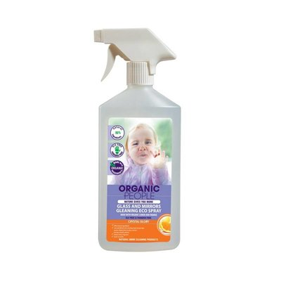 Organic People Glass And Mirrors Cleaning Eco Spray, 500 ml