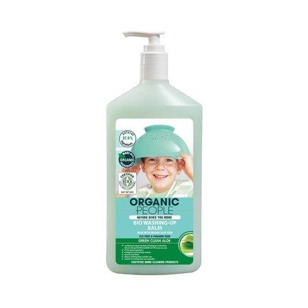 Organic People Biowashing Balm With Organic Aloe Vera, 500 ml
