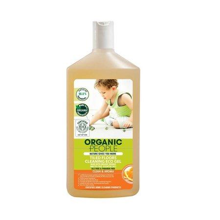 Organic People Tiled Floors Cleaning Eco Gel, 500 ml