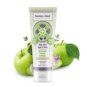 Human + Kind  Shampoo Body Wash Apple Herbs Vegan All-in-one