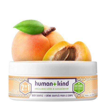 Human + Kind  Body Souffle Vegan