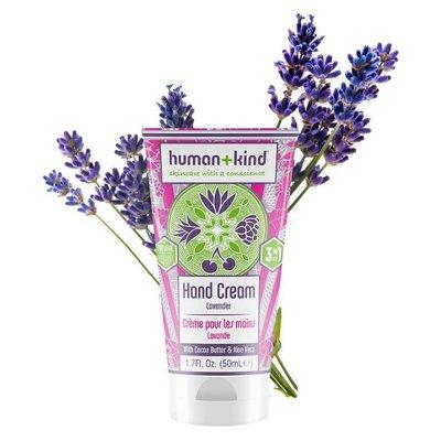 Human + Kind  Hand Elleboog Voet Creme Vegan Botanical
