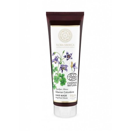 Flora Siberica  Siberian Columbine Hair Mask. Magnificent Volume, 200 ml