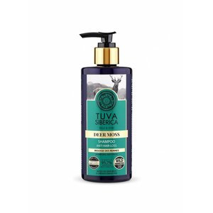 Tuva Siberica Deer Moss, Anti Hair-Loss Shampoo, 300 ml