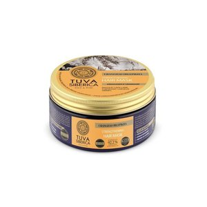 Tuva Siberica Uranghai Oblepikha, Strengthening Hair Mask, 300 ml