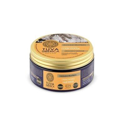 Tuva Siberica  Uranghai Oblepikha. Strengthening Hair Mask, 300 ml
