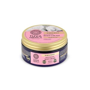 Tuva Siberica Maral Root, Moisturizing Body Cream, 300 ml