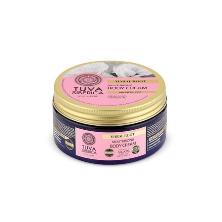 Tuva Siberica  Maral Root. Moisturizing Body Cream, 300 ml