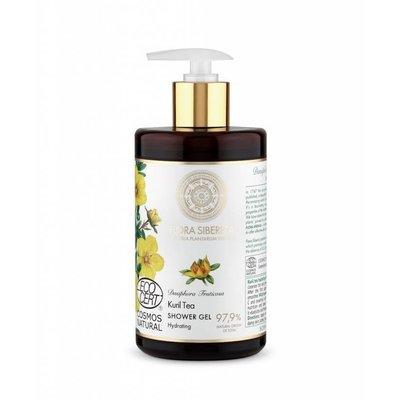 Flora Siberica  Kuril Tea Hydrating Shower Gel, 480 ml