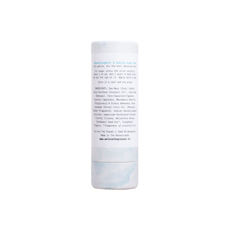 We Love The Planet We Love The Planet Natuurlijke Deodorant Stick So Sensitiv