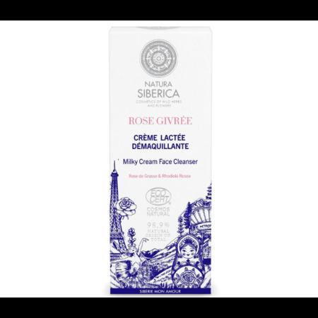 Natura Siberica Mon Amour Milky Cream Face Cleanser, 200 ml