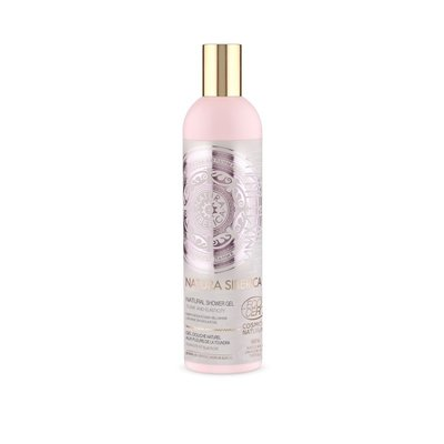 Natura Siberica Natural Shower Gel Toundra, Tone & Elasticity 400ml