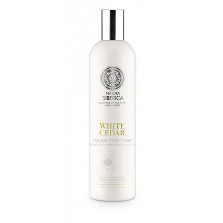 Natura Siberica  White cedar volume conditioner, 400ml