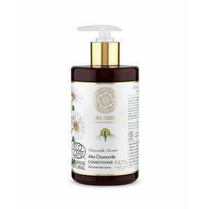 Flora Siberica Altai Chamomile Hair Conditioner, Absolute Recovery, 480 ml