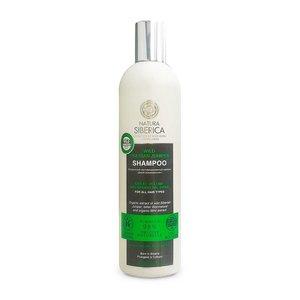 Natura Siberica Wildes sibirisches Wacholder Shampoo ( BDIH ) 400 ml