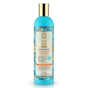 Natura Siberica Oblepikha Shampoo Intensive Feuchtigkeitspflege 400 ml