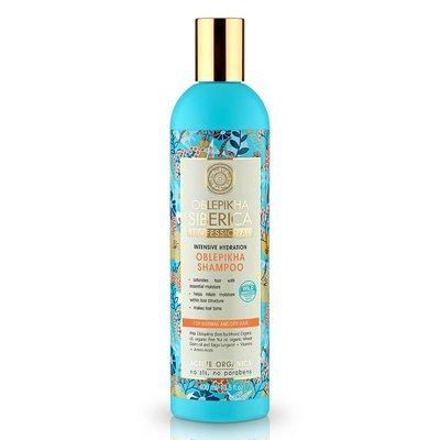 Natura Siberica Oblepikha Shampoo Intensieve Hydratatie ( Normaal en Droog Haar ) 400 ml