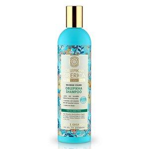 Natura Siberica Oblepikha Shampoo Maximales Volumen 400 ml
