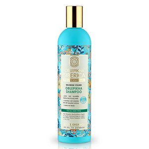 Natura Siberica Oblepikha Shampoo Maximum Volume 400 ml