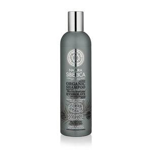 Natura Siberica Shampoo Volumen und Nährstoffe für alle Haartypen, 400ml.