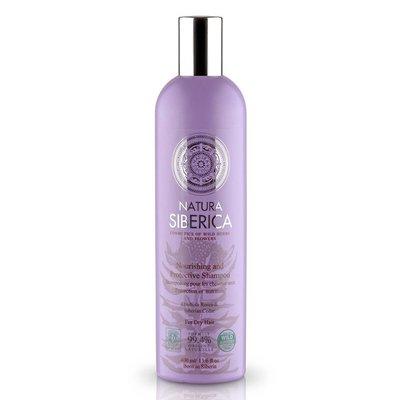 Natura Siberica Voedende en beschermende shampoo 400 ml
