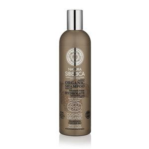 Natura Siberica Shampoo Energie und Glanz für kraftloses Haar 400ml.