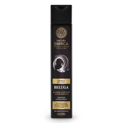 Natura Siberica Beluga Haar Shampoo-Activator tegen Haaruitval 250 ml