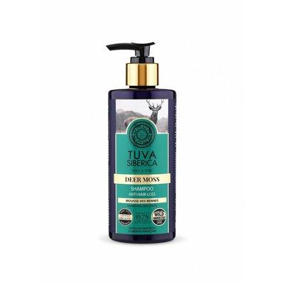 Tuva Siberica Deer Moss, Anti-Haarausfall-Shampoo, 300 ml