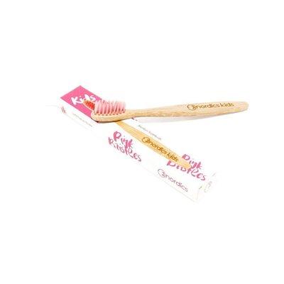 Nordics Kids toothbrush pink