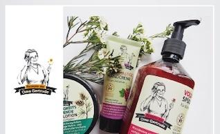 Organic Shop | Natuurlijke cosmeticaproducten banner 3