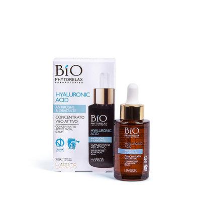 Phytorelax Aktives Gesichtsserum gegen Fältchen & Hydratation mit Hyaluronsäure 30ml
