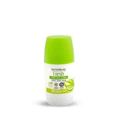 Phytorelax Deodorant roller met aloe vera , 50ml