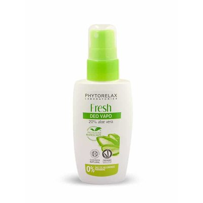 Phytorelax Deodorant spray met 20% aloe vera, 75ml