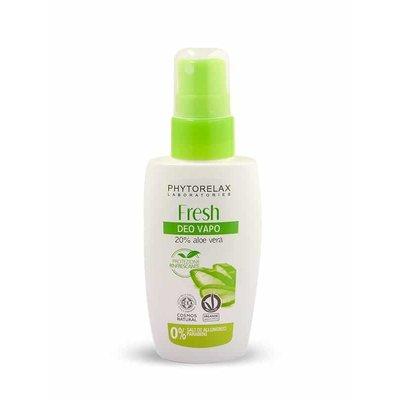 Phytorelax Deodorant Spray mit 20% Aloe Vera, 75ml