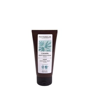 Phytorelax Hydraterende hand & nagelcrème - hennep
