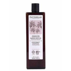 Phytorelax Voedende & fluweelzachte douchegel - kokosnoot