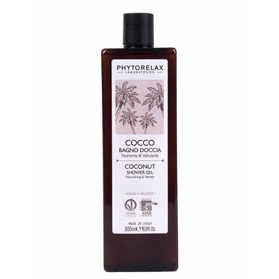 Phytorelax Voedende & fluweelzachte douchegel - kokosnoot, 500ml