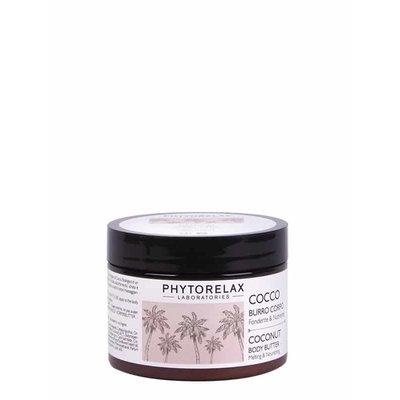 Phytorelax Schmiegsame & nährende Körperbutter - Kokosnuss, 250ml