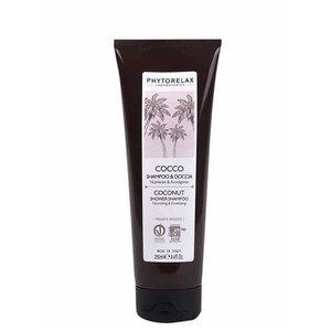 Phytorelax Voedende & weldadige douche shampoo - kokosnoot