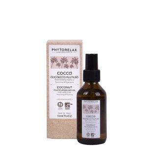 Phytorelax Multifunctionele voedende & herstellende droge olie - kokosnoot